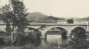 Limpias, Cantabria. Imagen antigua de la localidad