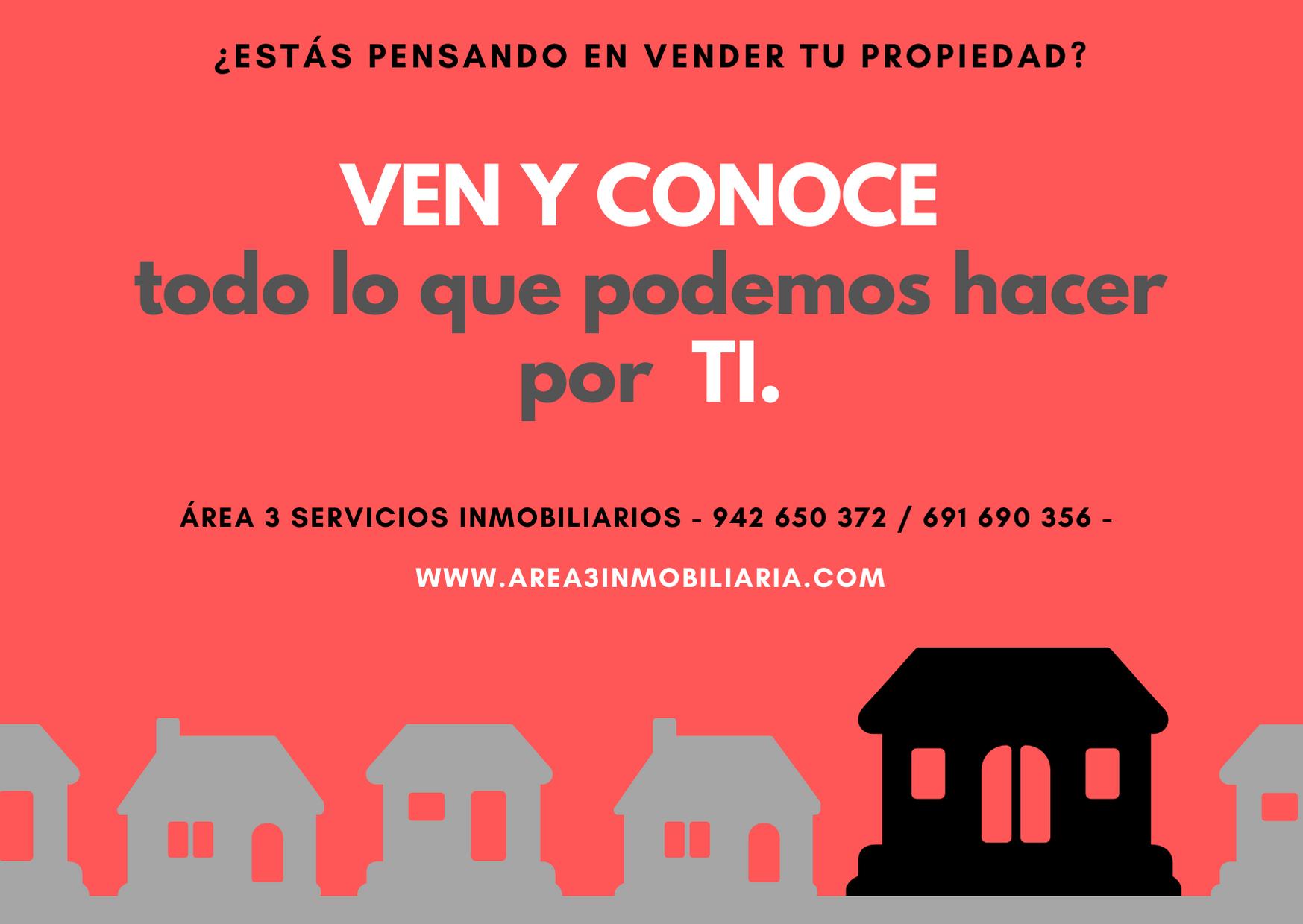 Comprar vivienda en Colindres, Santander